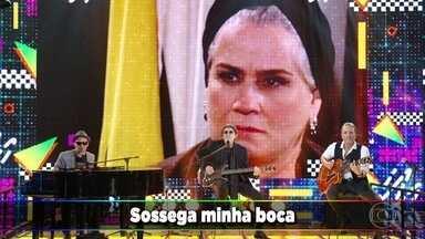 Titãs canta 'Sonífera Ilha' - Banda apresenta clássico da carreira