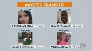 Em 2019, 4 pessoas morreram vítimas de motoristas alcoolizados na região de Ribeirão - Em um dos casos, o motorista confessou que tinha bebido antes da batida.