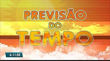 Dia amanhece com muita chuva nas principais cidades da Paraíba - Veja como ficará o tempo hoje.