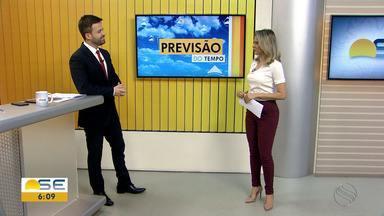 Michele Costa diz qual a previsão do tempo para Sergipe - Michele Costa diz qual a previsão do tempo para Sergipe.