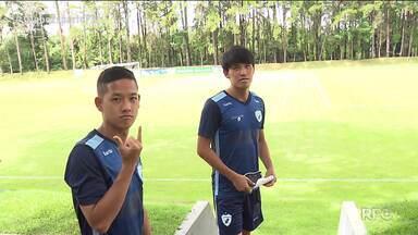 Londrina ganha reforços do outro lado do mundo - Parceria leva dois jogadores japoneses para o Tubarão