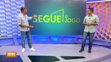 Segue o Jogo: Gustavo Villani estreia novo programa na TV Globo - Segue o Jogo: Gustavo Villani estreia novo programa na TV Globo