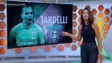 Globo Esporte RS - Bloco 3 - 13/02/2019 - Assista ao vídeo.