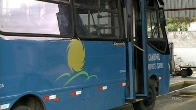 Integração de ônibus permite novo embarque sem pagar outra tarifa em Camboriú - Integração de ônibus permite novo embarque sem pagar outra tarifa em Camboriú