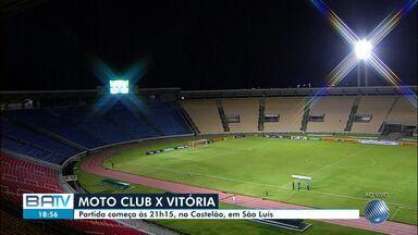 Futebol: dupla Ba-Vi entra em campo nesta quarta (13) pela Copa do Brasil - A partida será transmitida pela TV Bahia após a novela 'O Sétimo Guardião' da Rede Globo.