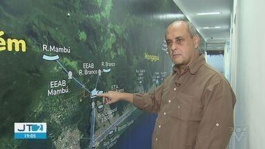 Sabesp garante que o problema da água amarela na região será solucionado - Segundo a empresa, o problema foi numa estação de tratamento.