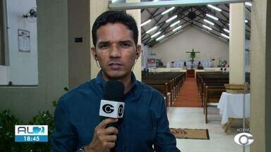 Defesa Civil apresenta plano de evacuação para moradores do Pinheiro, em Maceió - Reunião aconteceu na noite desta quarta-feira (13).