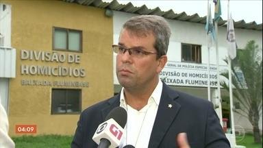 Polícia investiga nove homicídios na Baixada Fluminense (RJ) - Mortes aconteceram nas cidades de Queimados e Nova Iguaçu. Suspeita é que crimes tenham ligação com disputa entre traficantes da região.