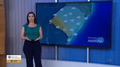Giro de notícias: veja as últimas notícias da manhã - Veja como fica a previsão do tempo.