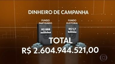 Crise entre Bebianno e Bolsonaro tem origem em suposta candidata laranja - Levantamento do JN revela que ao menos 51 candidatos podem ter sido usados como laranjas para que partidos desviassem recursos do fundo eleitoral.