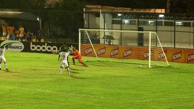 O gol e os melhores momentos de Altos 0 x 1 Confiança pela Copa do Nordeste - O gol e os melhores momentos de Altos 0 x 1 Confiança pela Copa do Nordeste