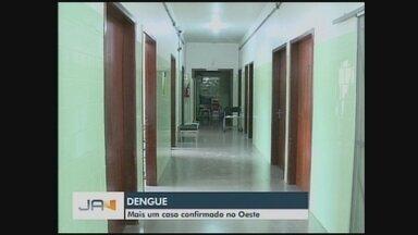 Novo caso de dengue é confirmado em Palmitos, Oeste de SC - Novo caso de dengue é confirmado em Palmitos, Oeste de SC