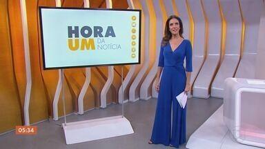 Hora 1 - Edição de quinta-feira, 21/02/2019 - Os assuntos mais importantes do Brasil e do mundo, com apresentação de Monalisa Perrone
