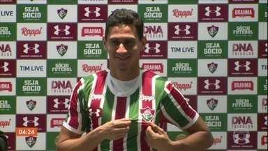 Paulo Henrique Ganso estreia no Fluminense - Na primeira rodada da Taça Rio, o principal reforço da temporada vai jogar esta noite contra o Bangu, no Maracanã.