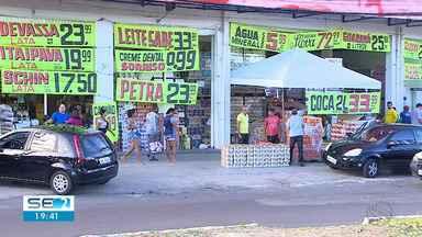 Setor de bebidas não registra aumento nas vendas durante o Carnaval - Época normalmente é favorável para renda extra.