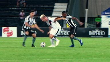 Botafogo e Vasco empatam pela primeira rodada da Taça Rio - Botafogo e Vasco empatam pela primeira rodada da Taça Rio