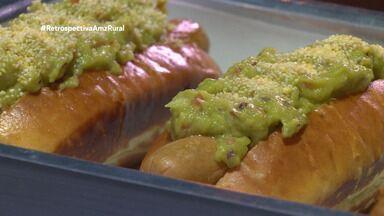 Parte 3: Cachorro quente ganha tempero especial de guacamole - Acompanhe a receita.