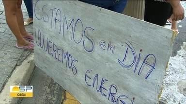 Falta de energia em Jundiaí - Ministério Publíco abriu inquérito para investigar o problema