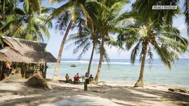 A Ilha De Siargao