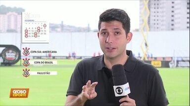 Corinthians fecha maratona de fevereiro com balanço positivo - Corinthians fecha maratona de fevereiro com balanço positivo