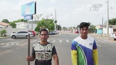 Valor em Jogo: Refugiados venezuelanos apostam no esporte para uma vida digna - Valor em Jogo: Refugiados venezuelanos apostam no esporte para uma vida digna