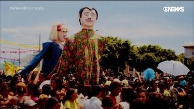 O centenário dos bonecos gigantes de Pernambuco
