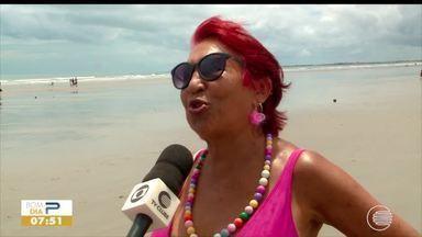 Turistas aproveitam festas e praias no litoral piauiense - Turistas aproveitam festas e praias no litoral piauiense