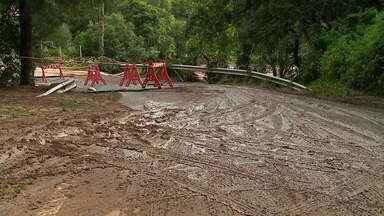 RS tem alertas de novos temporais e Caxias do Sul passa por alagamentos - Chuvas podem seguir nos próximos dias.