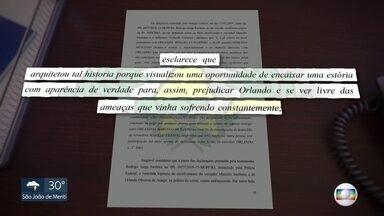 Marielle e Anderson: testemunha admite que mentiu - Rodrigo Ferreira, o Ferreirinha, admitiu para a Polícia federal que mentiu ao paontar Siciliano e Curicica como mandantes do crime.