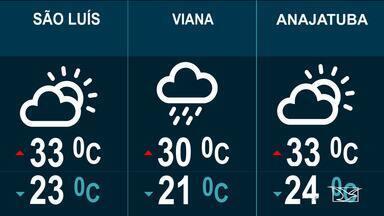 Confira as variações do tempo nesta quinta-feira (14) no Maranhão - Veja como deve ficar o tempo e a temperatura em São Luís e no Maranhão.