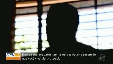 Vigilantes de carro-forte estão com medo de possíveis ataques durante expediente - Número de ataques a carro-forte tem aumentado na região de Ribeirão Preto (SP).