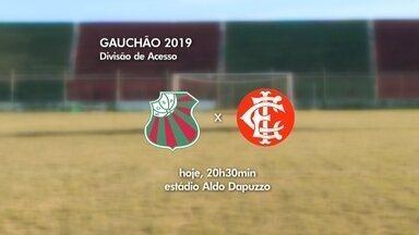 São Paulo enfrenta hoje o Inter de Santa Maria pela Divisão de Acesso - Técnico Badico faz convite para o torcedor. Será a sexta partida do rubro-verde na competição.