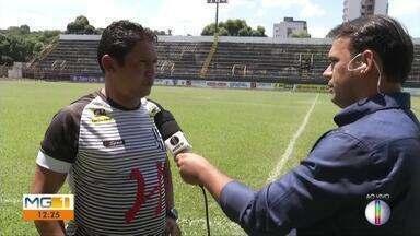 Esporte: Confira os destaques do Campeonato Mineiro e Copa Libertadores - O jogo do Cruzeiro, pela Libertadores, foi adiado e acontece agora no dia 27.