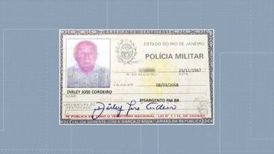 PM aposentado é morto ao tentar impedir assalto no Centro do Rio - O sargento Dirley José Cordeiro, de 76 anos, passava pela Rua Buenos Aires quando presenciou um roubo. Ele tentou sacar a arma, mas não teve tempo de atirar. Ele foi atingido por dois tiros no peito.