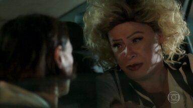 Marcos Paulo conta que traiu Valentina - Empresária pede que a amiga convença Gabriel a acreditar nela