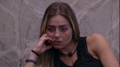 Paula afirma sobre Paredão: 'Nossa chance de colocar o Danrley' - Sister afirma sobre Paredão