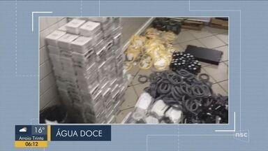 Giro de notícias: Polícia Ambiental apreende mais de R$160 mil em operação no Oeste de SC - Giro de notícias: Polícia Ambiental apreende mais de R$160 mil em operação no Oeste de SC