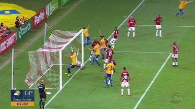 Brasil de Pelotas joga contra o Pelotas neste fim de semana no Gauchão - Assista ao vídeo.