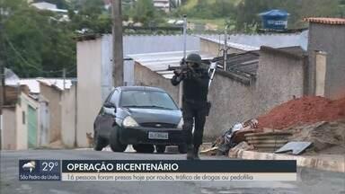 Polícia prende suspeitos de pedofilia, violência sexual e outros crimes em Itajubá, MG - Polícia prende suspeitos de pedofilia, violência sexual e outros crimes em Itajubá, MG