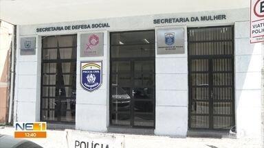 Denúncias de violência contra a mulher crescem 13,7% em Pernambuco em fevereiro de 2019 - Dados da violência no estado foram divulgados nesta sexta-feira (15).