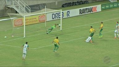 O Cuiabá perdeu de virada para o Goiás e deu tchau pra Copa do Brasil Sub-20 - O Cuiabá perdeu de virada para o Goiás e deu tchau pra Copa do Brasil Sub-20.