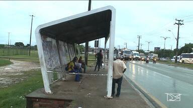 Polícia apreende adolescente suspeito de matar motorista de ônibus em São Luís - O motorista Alex Oliveira foi morto com um tiro durante assalto em uma parada de ônibus.
