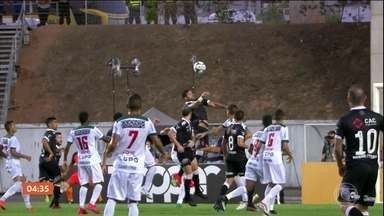 Cabofriense vence o Vasco por 2 a 0 - Confira os comentários de Gustavo Villani e Júnior.