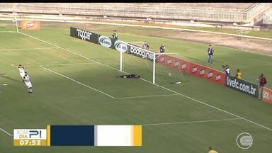 Altos perde para o Botafogo-PB e se complica na Copa do Nordeste - Altos perde para o Botafogo-PB e se complica na Copa do Nordeste