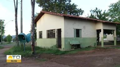 Base comunitária abandonada estaria sendo utilizada para tráfico de drogas - Base comunitária abandonada estaria sendo utilizada para tráfico de drogas