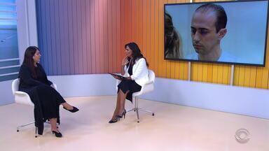 Promotora fala sobre e explica a lei inspirada no menino Bernardo Boldrini - Assista ao vídeo.