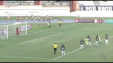 Remo empata em 1 a 1 com o Independente Tucuruí no Mangueirão - Leão abre o placar, mas sofre o empate do Galo Elétrico em Belém