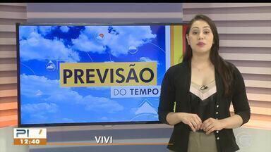 Confira a precisão do Tempo em todo o Piauí - Confira a precisão do Tempo em todo o Piauí