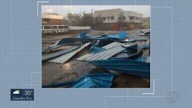 ONG de Uberlândia auxilia vítimas do ciclone em Moçambique - A tragédia na África deixou pelo menos 138 mortos e aproximadamente 150 pessoas desaparecidas.