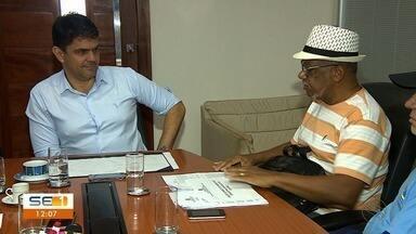 Reunião debate cobrança de segurados do Ipes que trabalham na Prefeitura de Aracaju - Reunião debate cobrança de segurados do Ipes que trabalham na Prefeitura de Aracaju.